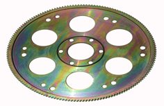 "True Billet Flexplate, Oldsmobile 166 tooth, .17"" thick"