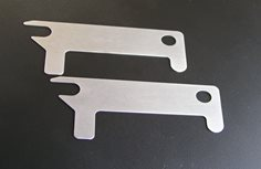 "Starter Shim, Chevrolet, .030"" Thick, 2 Pieces"