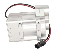 BRUSHLESS INTERCOOLER PUMP, REMOTE BULKHEAD 24V
