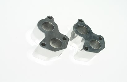 Pump Spacer, LSx engine, 1.75 Long, Pair