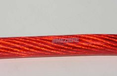Power Cable, 1/0 Gauge, Red, 20'