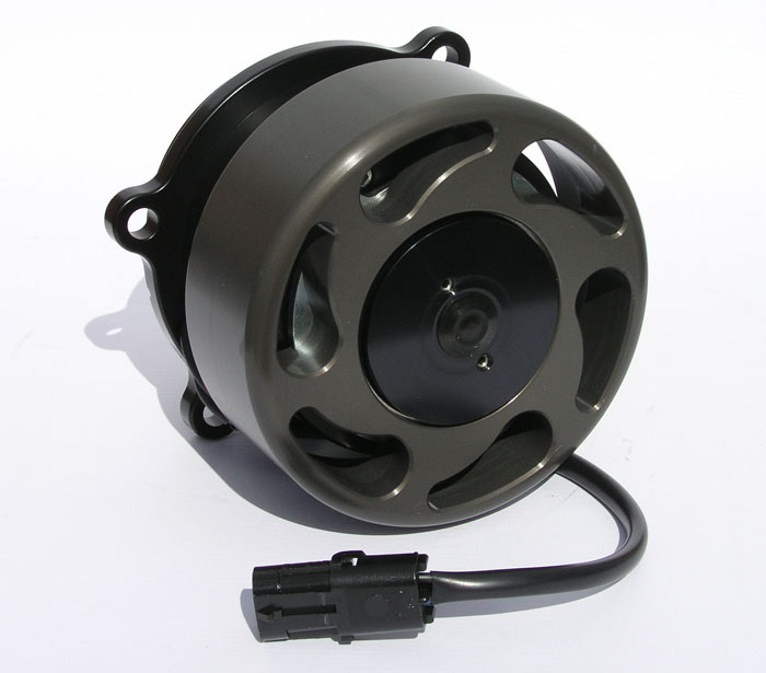 electric pump ford modular pulley meziere enterprises electric pump ford modular pulley