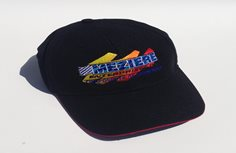 Racing Apparel, Cap, Black with Meziere Logo