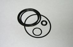 Replacement O-Ring, Fits Honda Plate 19T and 22T