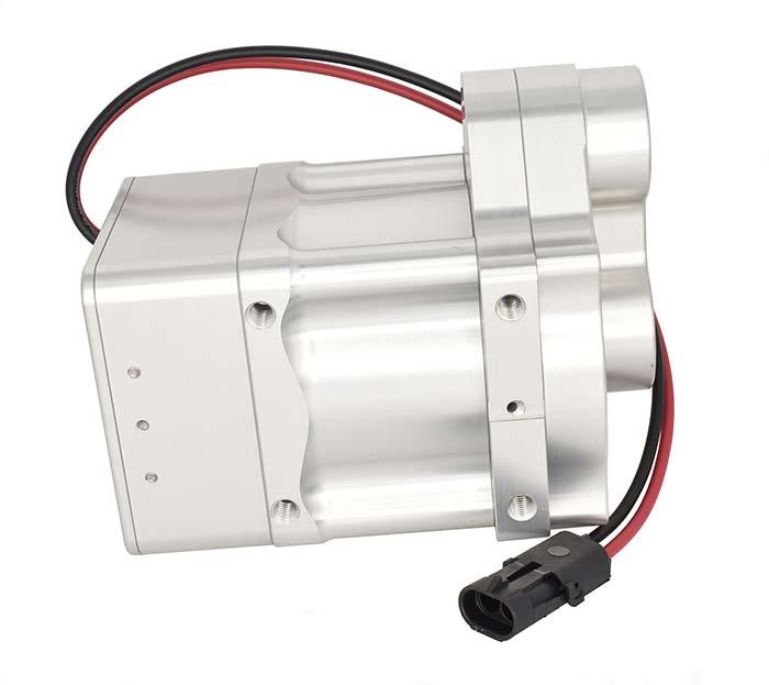 Brushless Intercooler Pump Remote Bulkhead 12v Meziere