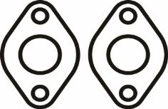Replacement Gasket, BBC Flange, Pair