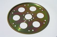 "True Billet Flexplate, Chevy 168 tooth, 6 on 11.50 Pattern, .17"" thick."