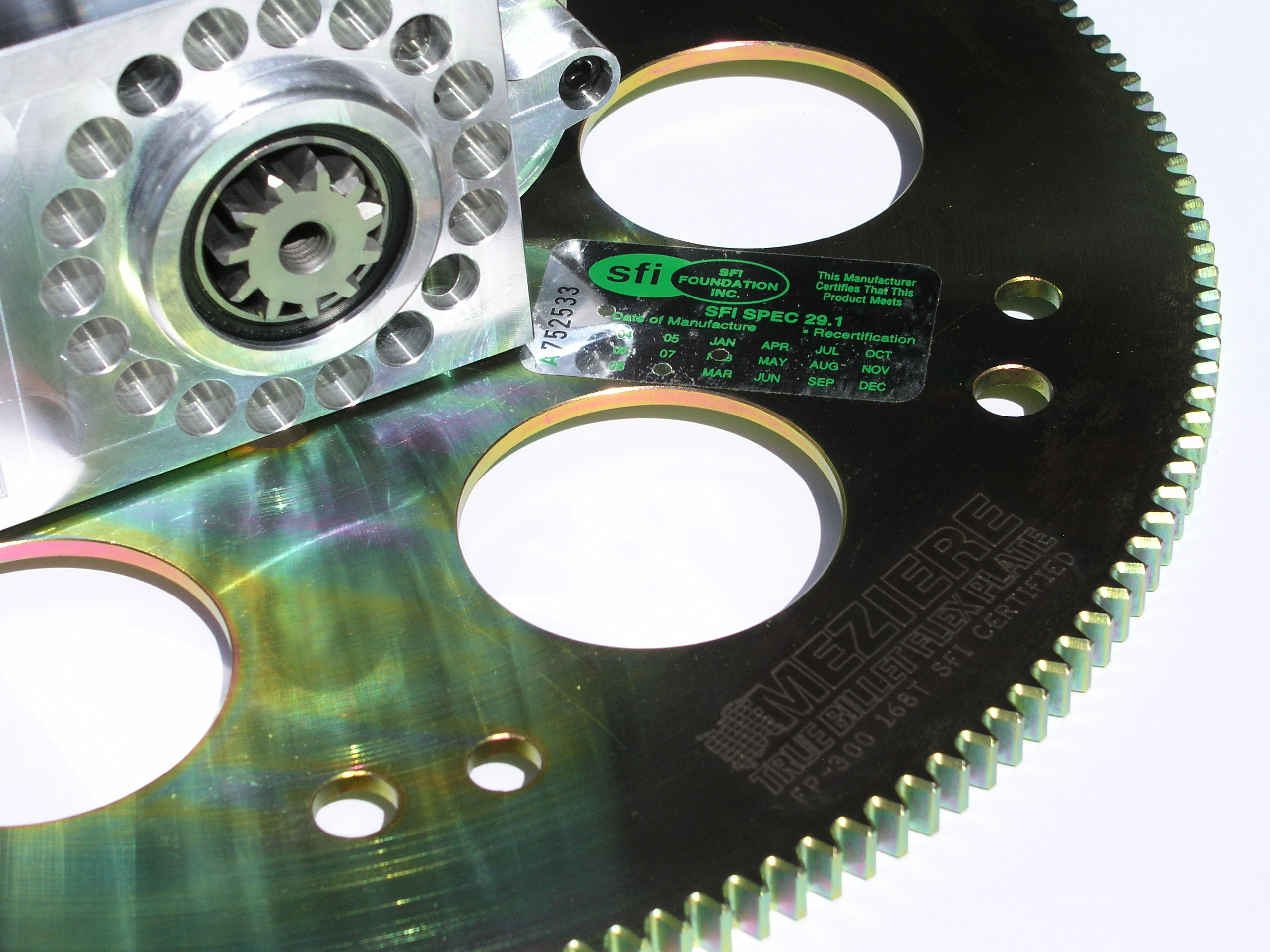 Starter and Flexplate Combo Kit, TS400 and FP300   Meziere Enterprises