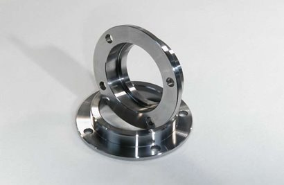 Housing End, fits Olds-Pontiac bearing and brake flange