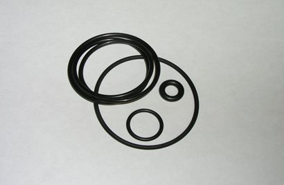 Replacement O-Ring Kit, 2 Pieces, Fits Ford Waterneck